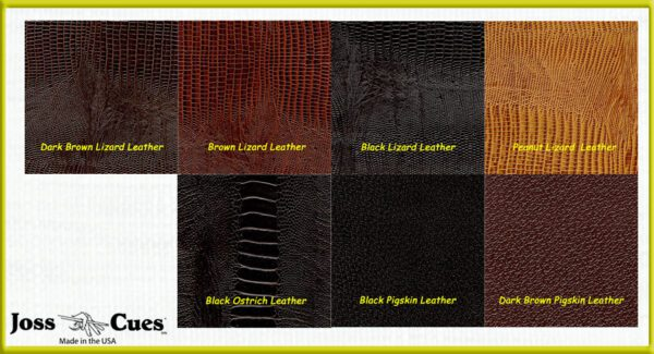 image Leather wrap selection