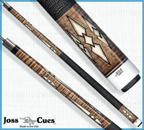Image collector cue one of a kind Joss Model HM031