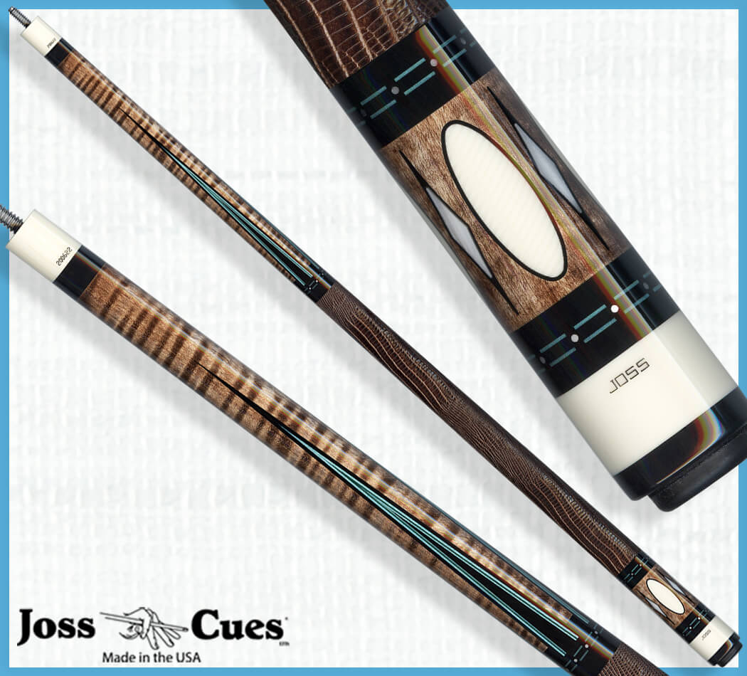Image collector cue one of a kind Joss Model HM212